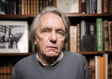 Jacques Ranciere'nin kendi resmi