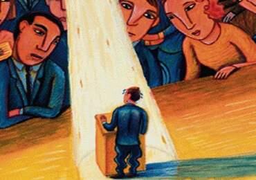 Sosyal fobiyle ilgili resim