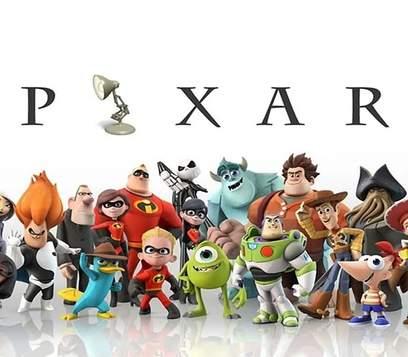 pixar karakterleri
