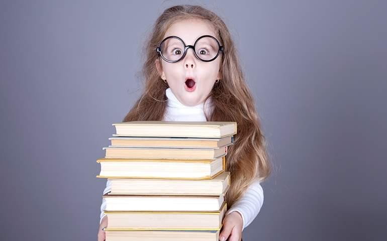 Kitaplar ve Çocuk