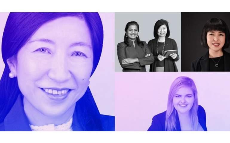 ıbm kadın liderler