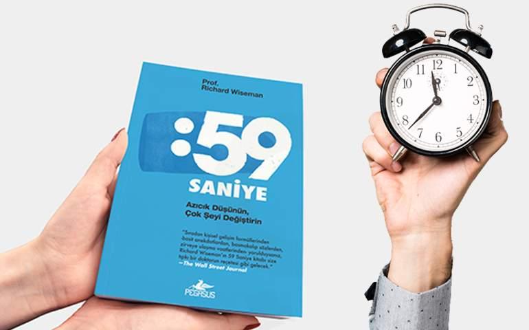 59 Saniye Kitabı