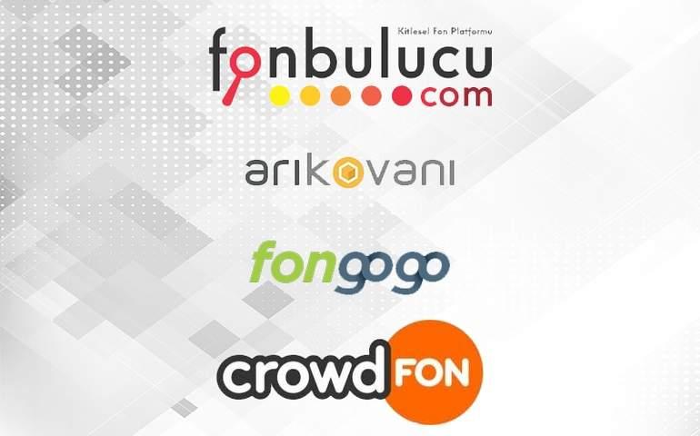 Türkiye'deki kitlesel fonlama platformları