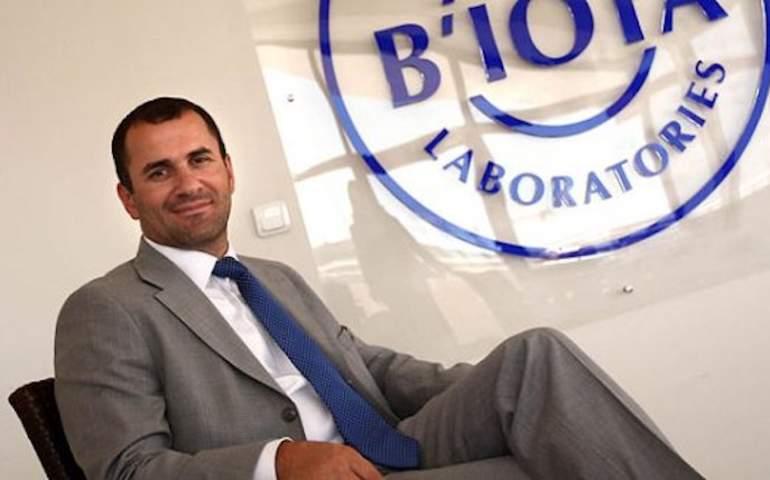 Biota Laboratuvarları kurucusu